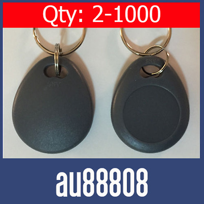 T5577 125KHz LOW FREQUENCY RFID ID KEY TAG FOB READ WRITE PROXIMITY T5567 T5557