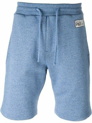 Kenzo Travel Tag Sports Shorts - Blue - REDUCED TO CLEAR, WAS £155, NOW £95!!