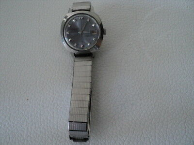 Vintage Seiko Automatic Ladies Wristwatch Hi-Beat 21 Jewels C1970s With |Date