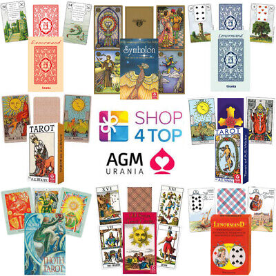 Agm Tarot Cards Deck Oracle Esoteric Fortune Telling Divination Fantasy New