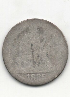1885 10C Liberty Seated Dime