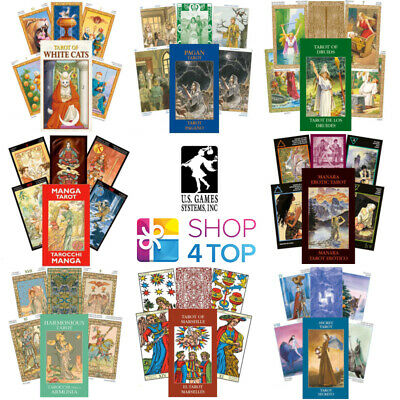 Mini Tarot Cards Lo Scarabeo Deck Esoteric Fortune Telling New