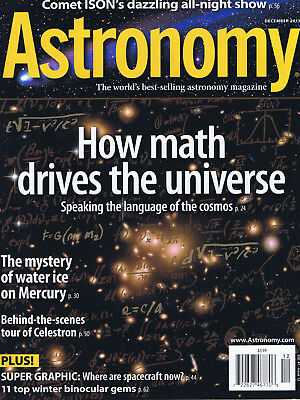ASTRONOMY. World's best selling astronomy magazine. Issue 12. December 2013