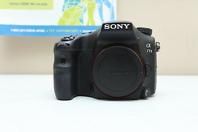 Sony Alpha a77 II 24.3MP Digital SLR Camera Body ONLY