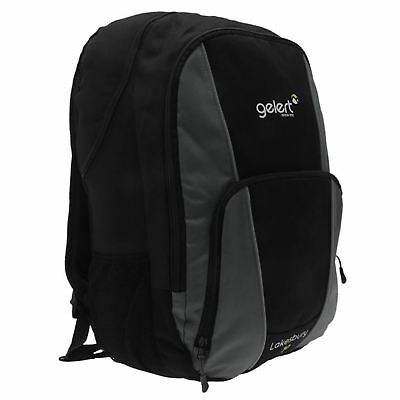 Gelert Lakesbury 30 Litre Backpack Black/Gry Hiking Walking Outdoor Rucksack Bag