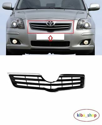 Toyota Avensis 06-08 New Front Center Upper Main Grille Grill - 5310005080B0