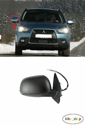 FOR CITROEN C-ELYSEE 12-15 NEW WING MIRROR ELECTRIC 5 PIN HEATED LHD LEFT N//S