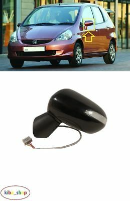 Honda Jazz/fit 2005 - 2008 New Wing Mirror Electric With Indicator Left N/s