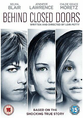 Behind Closed Doors DVD Jennifer Lawrence - Chloe Grace Moretz 5037899058923 JF