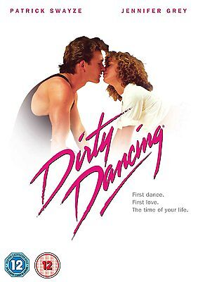 Dirty Dancing - Patrick Swayze Brand New DVD 5060052418241 Next Day Delivery JF