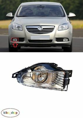VAUXHALL OPEL INSIGNIA 08-13 FRONT BUMPER FOG LIGHT LAMP GRILLE LEFT RIGHT