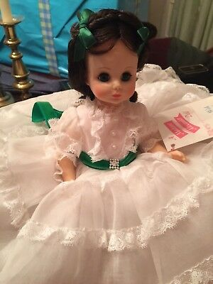 Vintage Madame Alexander Gone with the Wind Doll Prestine with Original Box