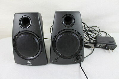 Logitech  Computer Speakers Z130 Tested & Working