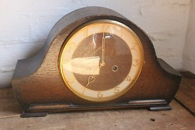 Smiths Enfield, movement, Mantle Clock