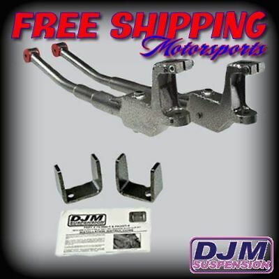 1987 - 1996 Ford F-150 3/5 Complete Lowering kit by DJM