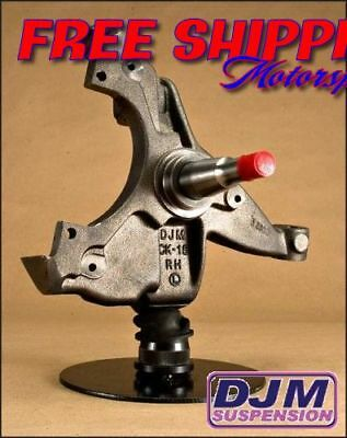 "1988 - 1998 Chevy C1500's (Except 88-91 Standard Cab) 2"" Drop Spindles by DJM"