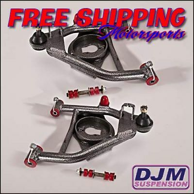 """1988 - 1998 Chevy C1500 4"""" Calmax Lower Control Arms by DJM"""