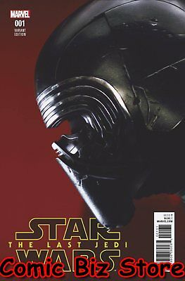 Star Wars Last Jedi Adaptation #1(Of 6) (2018) Scarce 1:10 Movie Variant Cover