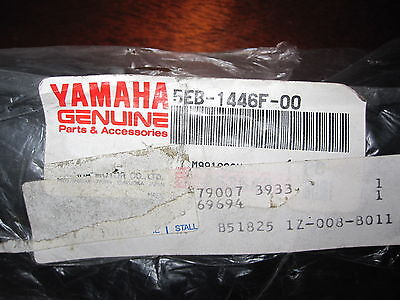 Nos Yamaha R6-Yzf Left Surge Tank Joint 5Eb-1446F-00