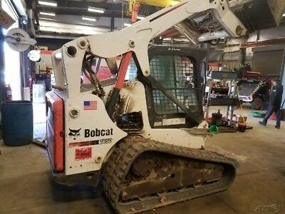 2014 Bobcat T650 Tracked Skid Steer Loader w/ Cab & High Flow. Coming In Soon!