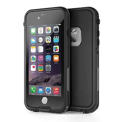 For Apple iPhone 6s 6 Plus Waterproof Case Cover w/ Built-in Screen Protector