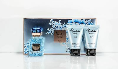 POMELLATO NUDO BLUE EDP EAU DE PARFUM 25 ml Bagnoschiuma 30 ml BL 30 ml Nel set