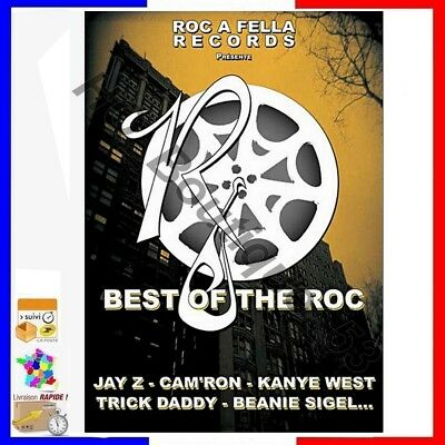 Double DVD Roc A Fela Records - Best of the Roc