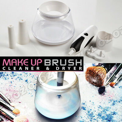 Cleaner Set Makeup Brush Wash Dryer Electric Brush Cleaning Cosmetic Tool Kit