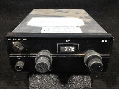 ADF KR85 - King Radio - Part #066-1023-00 - Aviation Avionics