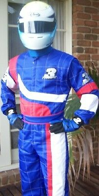 Kart Suit       Super Sell Out      Size 40     Rrp  $250