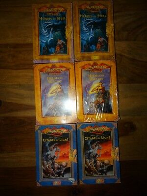 AD&D -DragonLance- NEW SEALED & still in SHRINK WRAP (AD&D TSR)