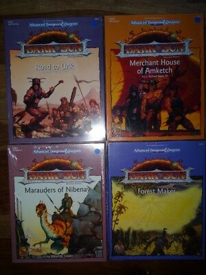 AD&D 2nd Edition -Dark Sun- NEW SEALED & still in SHRINK WRAP (AD&D TSR)