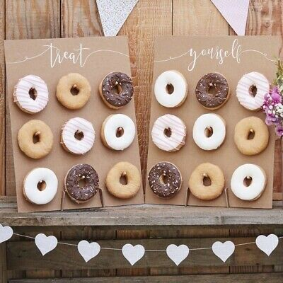 Treat Yourself Donut Wall Cake Alternative by Ginger Ray - Wedding - Party