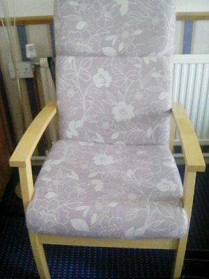 Armchairs Living Room Bedroom Chairs Elderly Upright 20 00