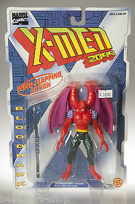 X-Men 2099 Bloodhawk – Wing Flapping Action
