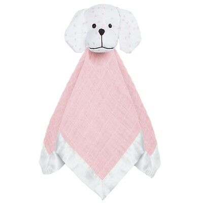 aden and anais lovey musy mate muslin baby security blanket: lovely reverie