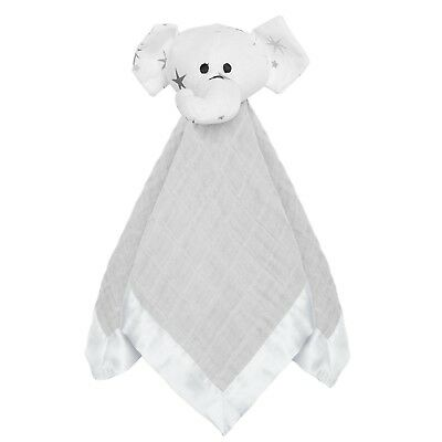 aden and anais lovey musy mate muslin baby security blanket: twinkle