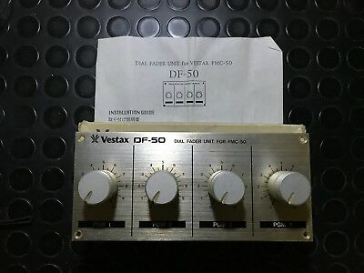 Vestax DF-50 Replacement Dial (Rotary) Fader for Pmc 50 DJ Mixer Rotary 50a