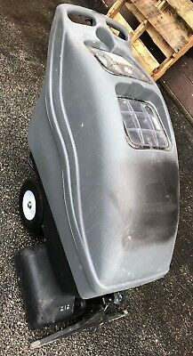 CARPET EXTRACTOR TENNANT/NOBLES 10GALLON  Model EX-SC-1020