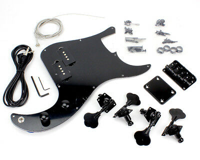 Black Hardware Upgrade for PB Bass Kits