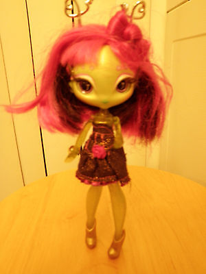 Novi Stars Alie Lectric Doll by MGA Entertainment