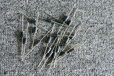 20Pcs 40V 3A Straight 1N5822 Rectifier Diode
