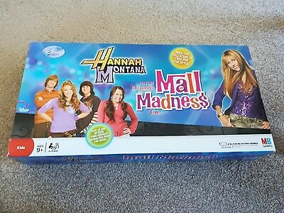 MB Games - Hannah Montana Mall Madness (2008) Complete
