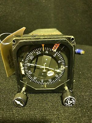 Slaved NAVIGATION SITUATION DISPLAY - Edo-Aire Part #52D137-1332 - Aviation