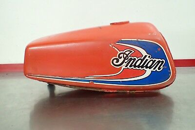 1976 Indian MS175 MS 175 gas fuel tank