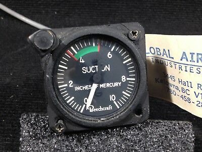 Suction Gauge - made for Beechcraft by Standard Products.  Part #50-384042-1