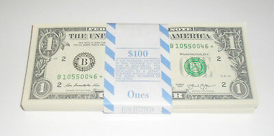 One (1) 2013 Star* Note UNCIRCULATED SEQUENTIAL ORDER (CRISP, NEW  & RARE!!!!!!)