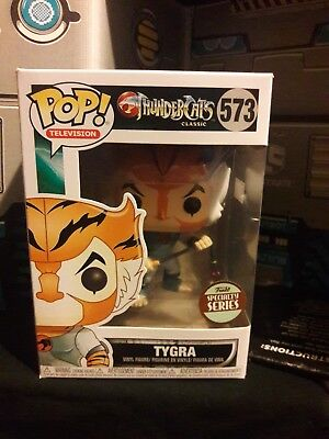 Thundercats Tygra Funko POP! Vinyl Figure - Specialty Series