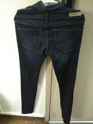 Mama H&m Maternity Skinny Jeans - Size 8 Stretch - Full Belly Panel