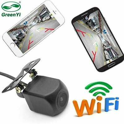 WIFI Reversing Camera Dash Cam Night Vision Car Rear View for IOS Android
